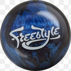 Bowling Ball - Bowling Ball Bowling This Month Blue PNG