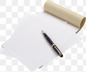 Notebook - Paper Pen Notebook Stationery PNG
