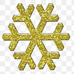 Snowflake Cliparts Gold - Snowflake Christmas Free Content Clip Art PNG