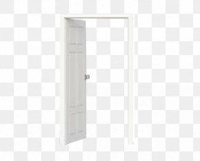 White Door - White Plumbing Fixture Black Pattern PNG