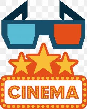 Cartoon Cinema Logo PNG