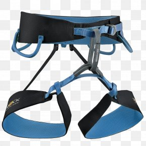 Climbing Harnesses Rock Climbing Mountaineering Via Ferrata PNG