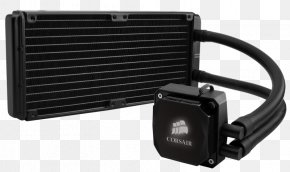 Computer - Computer Cases & Housings Computer System Cooling Parts Corsair Components Computer Hardware PNG