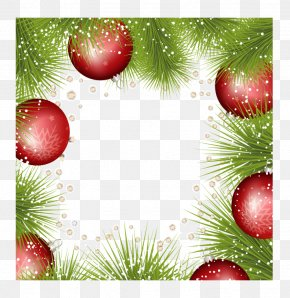 Red Christmas Balls - Christmas Ornament Light Red PNG