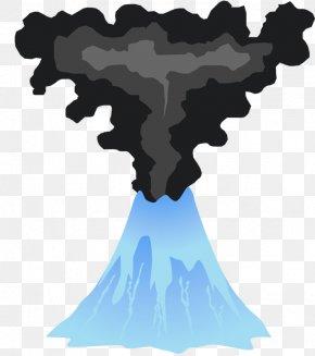 Volcano Eruption - Volcano Ejecta Xc9ruption Volcanique PNG