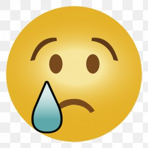 Sad - Emoji Emoticon Download PNG