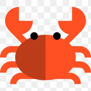 Vector Crab - Crab Food Icon PNG