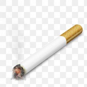 Thug Life Cigarette - Cigarette Clip Art PNG