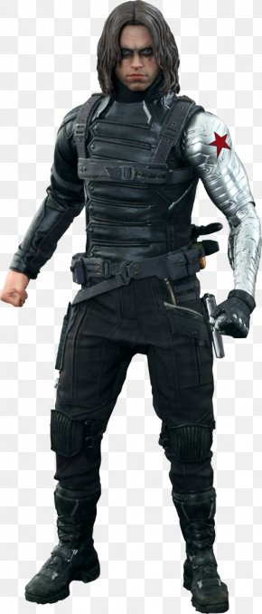 Winter Soldier Bucky Photos - Captain America: The Winter Soldier Falcon Iron Man Black Widow PNG