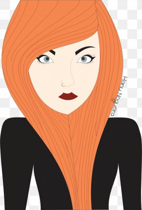 Hair Coloring Drawing Painting Tutorial, PNG, 600x553px ...