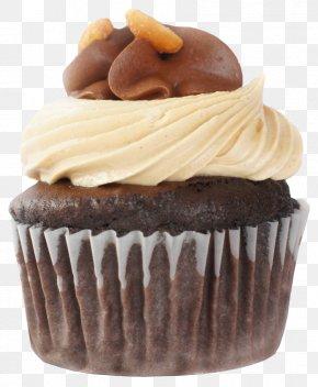 Chocolate Cake - Cupcake Muffin Chocolate Cake Chocolate Truffle Birthday Cake PNG