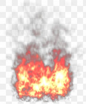 Real Fire HD - Flame Fire Clip Art PNG