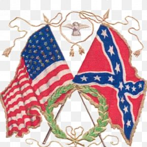 Ability Flag - American Civil War United States Of America Confederate States Of America Battle Of Cold Harbor Battle Of Gettysburg PNG