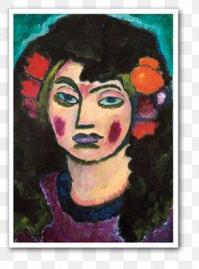 Sigmund Otto Joseph Von Treskow - Marianne Von Werefkin Visual Arts Modern Art Artist PNG