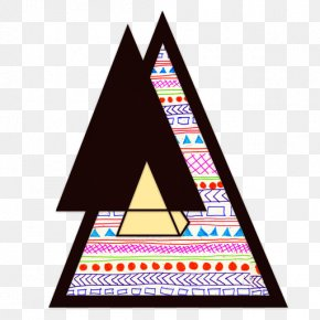 Triangle - Triangle Hard Arrow PNG