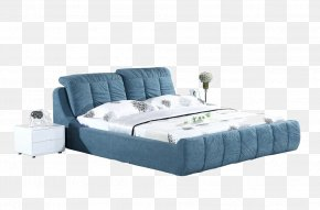 Bed - Bed Frame Furniture PNG