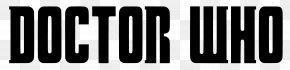 Doctor Who - Fourth Doctor Thirteenth Doctor Logo TARDIS PNG