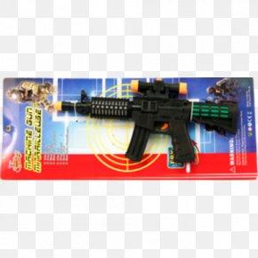 Laser Gun - Firearm Weapon Air Gun Airsoft Guns Machine Gun PNG
