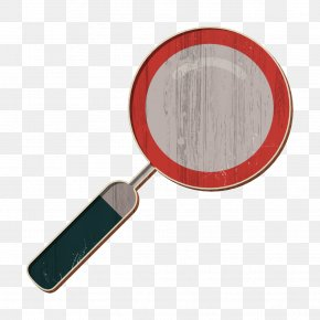 Makeup Mirror Magnifier - Zoom Icon Communication And Media Icon Search Engine Icon PNG