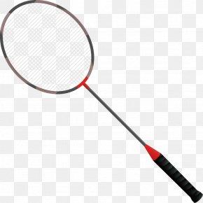 Badminton Vector - Badmintonracket Badmintonracket Net PNG