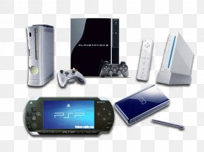 Playstation - PlayStation 2 Xbox 360 PlayStation 3 Video Game Consoles PNG