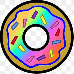 Donuts Vector - Donuts National Doughnut Day Sprinkles Clip Art PNG