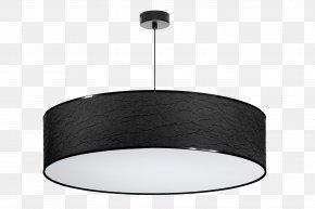 Design - Black Industrial Design Ceiling Lighting PNG