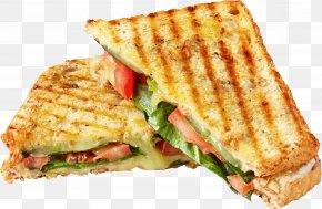 Sandwich Image - Hamburger Club Sandwich Submarine Sandwich PNG