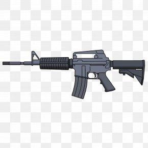 Assault Riffle - Airsoft Guns M4 Carbine Gearbox Jing Gong PNG