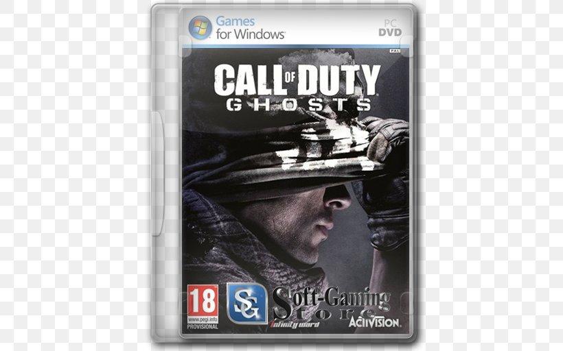 Call Of Duty: Ghosts Call Of Duty: Black Ops II Call Of Duty 4: Modern Warfare Call Of Duty: Modern Warfare 2, PNG, 512x512px, Call Of Duty Ghosts, Activision, Bureau Xcom Declassified, Call Of Duty, Call Of Duty 4 Modern Warfare Download Free