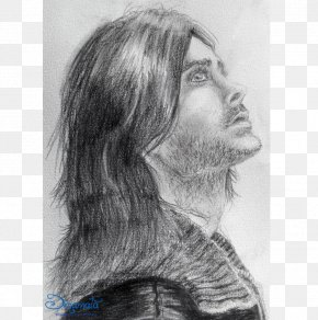 Portrait Drawing - Figure Drawing DeviantArt Sketch PNG
