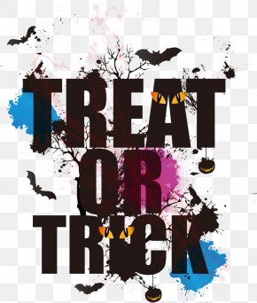 Creative Halloween Poster Vector - Halloween Poster Holiday PNG