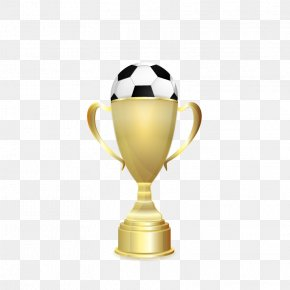 Vector Soccer World Cup - 2018 FIFA World Cup Trophy Football PNG