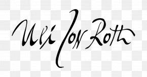 Rudolf Schenker - Logo Calligraphy Handwriting Brand Font PNG