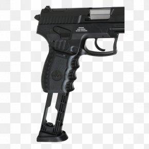 Machine Gun - Trigger Airsoft Guns Firearm Ranged Weapon PNG