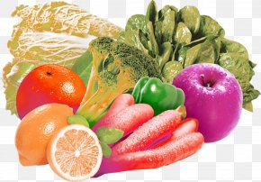 Collection Of Fruits And Vegetables - Juice Vegetable Auglis Fruit Food PNG