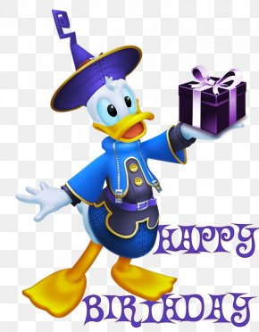 Donald Duck - Donald Duck Mickey Mouse Kingdom Hearts Final Mix Daisy Duck Clip Art PNG