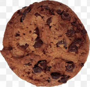Cookie - Chocolate Chip Cookie Chocolate Brownie Baking Biscuit PNG