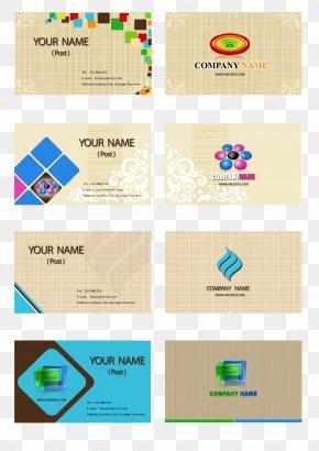 Business Card - Logo Business Card Gyrosigma PNG