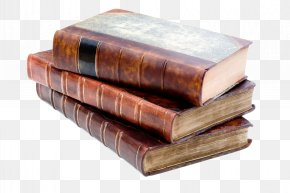 Stacks Of Old Books - Book Hardcover Paper Leather Banco De Imagens PNG