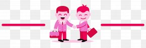 Animation Magenta - Cartoon Pink Magenta Animation PNG