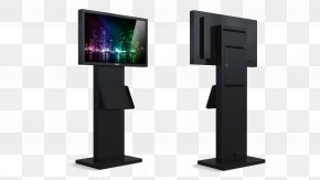 Totem - Computer Monitor Accessory Touchscreen Electronic Visual Display Marketing PNG