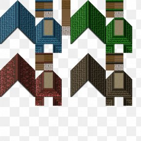 Tiles Roof Shapes - Facade Product Design Square Meter Pattern Angle PNG