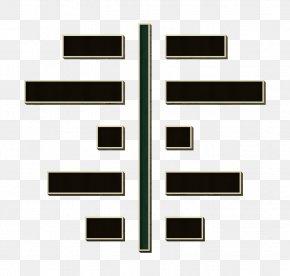 Rectangle Text Align Icon - Align Icon Center Icon Line Icon PNG