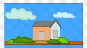 Villa Pavilion - House Villa Clip Art PNG