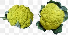 Broccoli - Romanesco Broccoli Cauliflower Brussels Sprout Cabbage PNG
