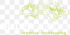 Creative Gardening - Logo Plant Stem Brand Product Design PNG