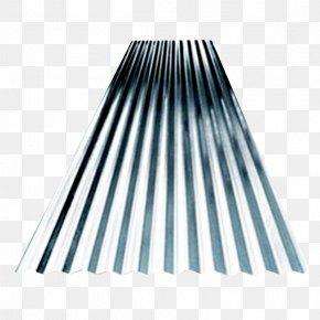 Corrugated Metal Roofing - Corrugated Galvanised Iron Metal Roof Sheet Metal Galvanization PNG