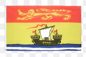 Flag - Flag Of New Brunswick Flag Of New Brunswick Fahne Flag Of Canada PNG