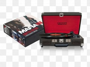 Turntable - Mafia III Xbox 360 PlayStation 4 Video Game PNG